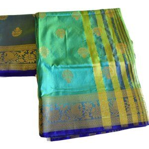 PURE SILK AND SILK BLEND SAREE COLLECTIONS NEW